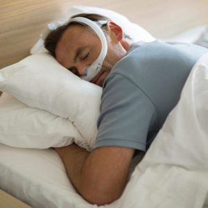 The Nasal Pillow Mask featuring DreamWear Gel
