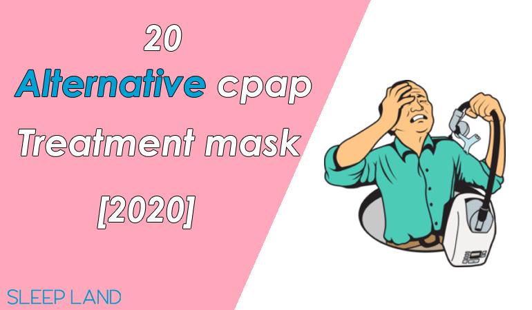 alternative cpap mask