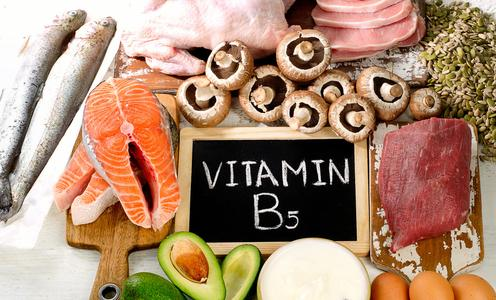 Vitamin B5 for sleep