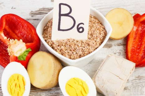 Vitamin B6 for sleep