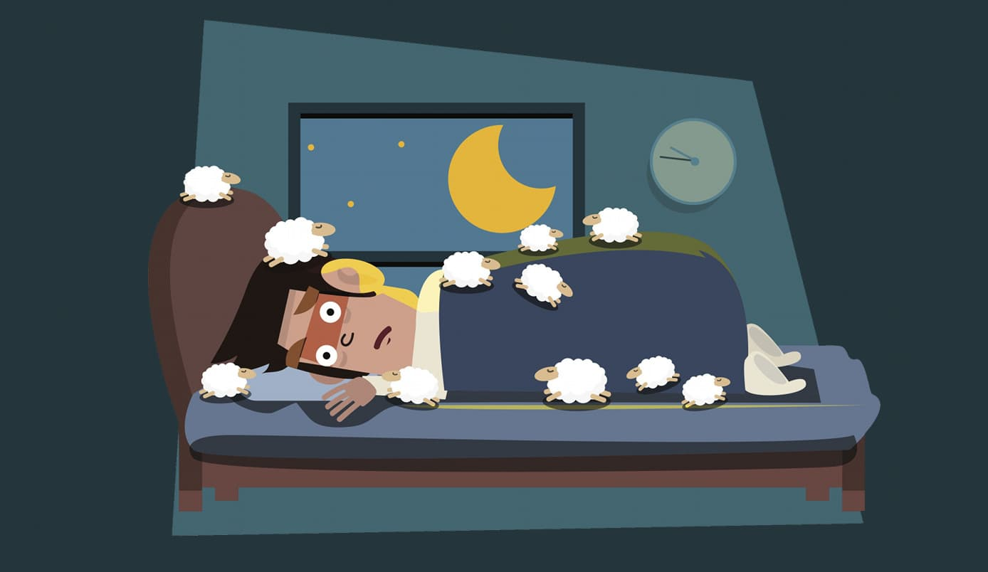 causes of sleep onset insomnia