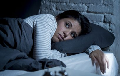 Causes of sleeping difficulties
