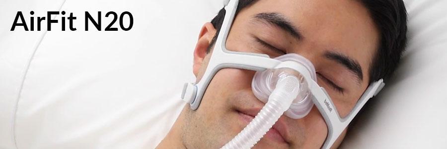 The AirFit N20 Nasal Mask