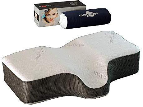 Visco love celliant sleep therapeutic wellness pillow.