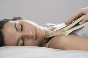 sleep position for sleep apnea