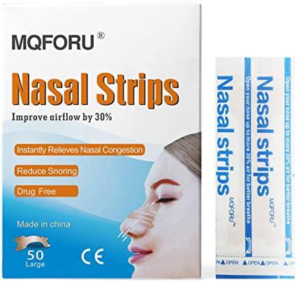 MQ Better Breath Nasal Strips for snoring