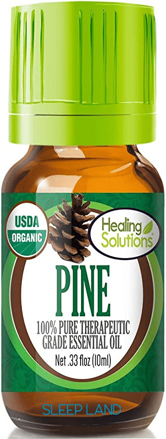 Pine Essential Oil for snoring and sleep apnea