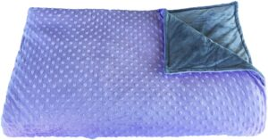 Deluxe Calmforter Premium Weighted Blanket