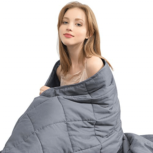 Ourea adult weighted blankets for restless legs