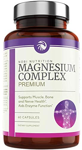 nobi nutrition magnesium supplement for sleep