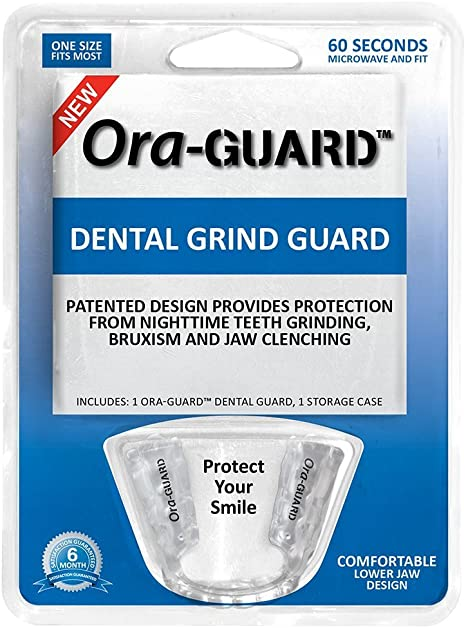 Ora-Guard Dental Grind Guard for tmj