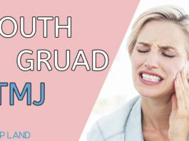 mouthguard for TMJ