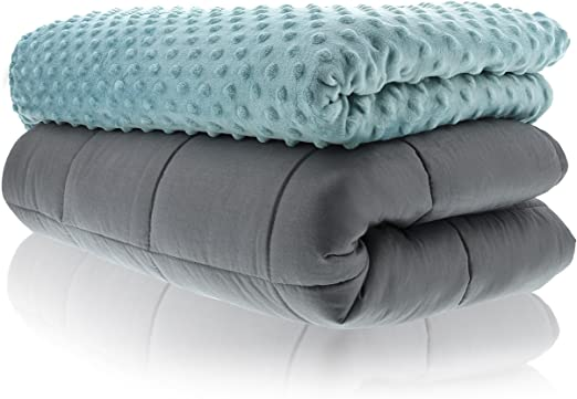 Sonno Zona Weighted Blanket for RLS