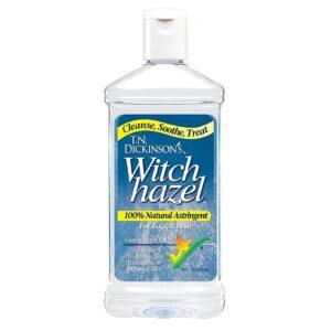 Witch hazel for hemorrhoids