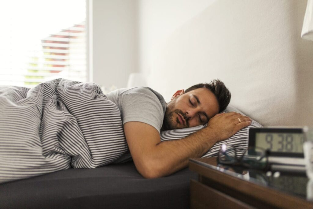 Best sleep position for acid reflux