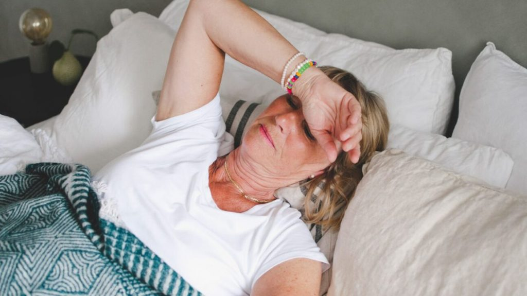 What are the best sleeping positions for high blood pressure