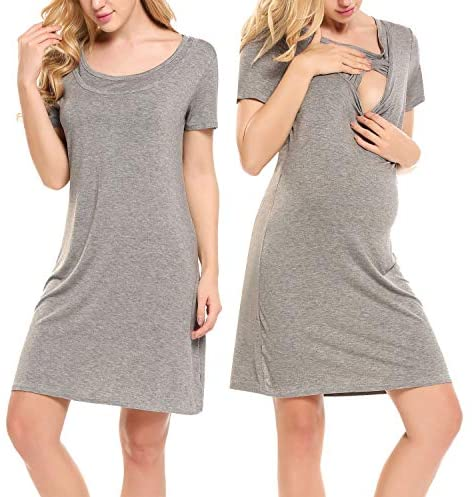 Hotouch Nursing Nightgown