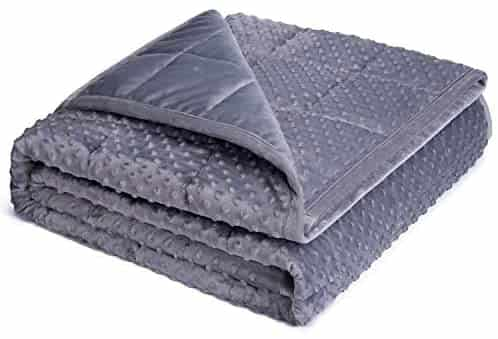 KPBLIS weighted blanket for restless legs